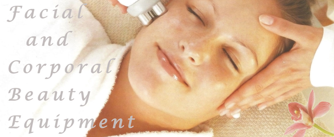 Facial and Corporal Beauty Equipment