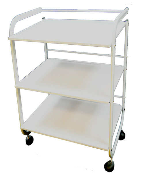 Spa Trolleys Spa Trolley Triplet Ref 6115
